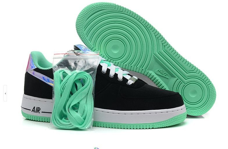 air force one femme bleu turquoise