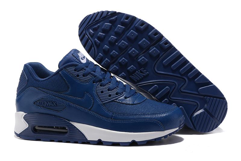 air max femmes 90 bleu