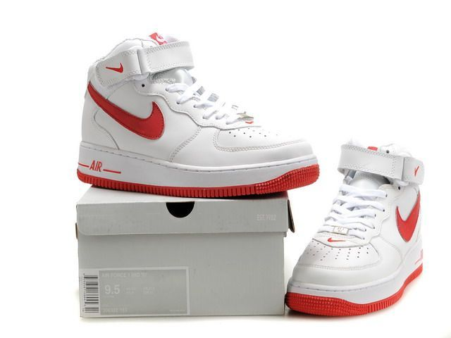 air force one rouge et blanche