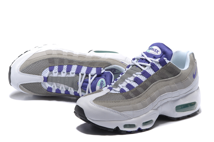 nike air max 95 grise homme