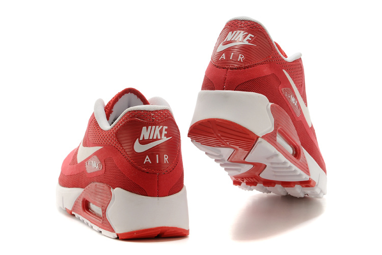 basket femme rouge air max