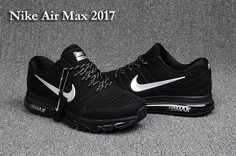 nike air max 2017 homme noir et blanc