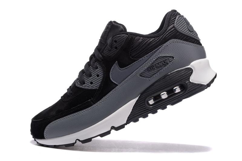 nike air max 90 essential noir gris