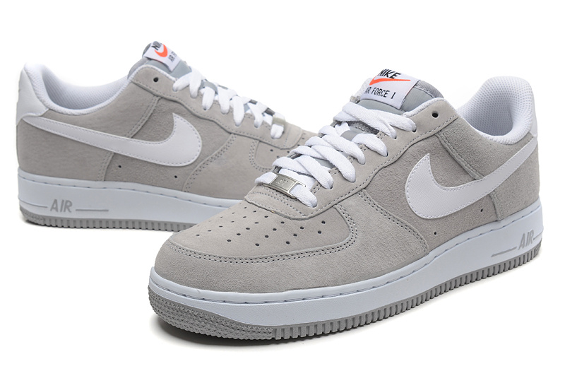 nike air force 1 grise homme