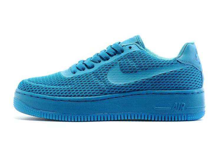 air force one bleu clair femme