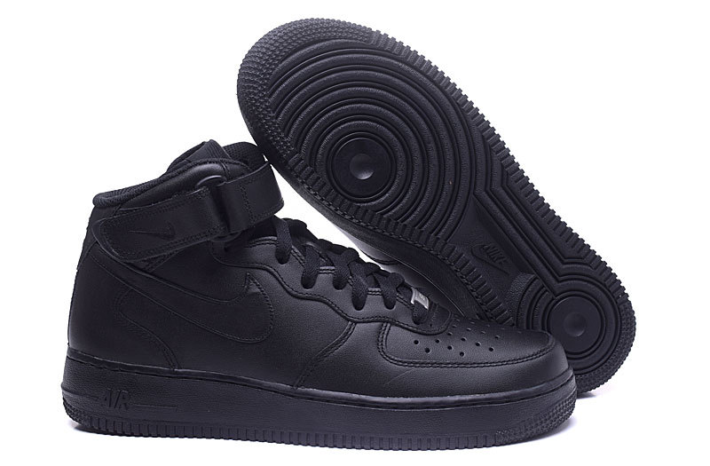 air force 1 homme noir