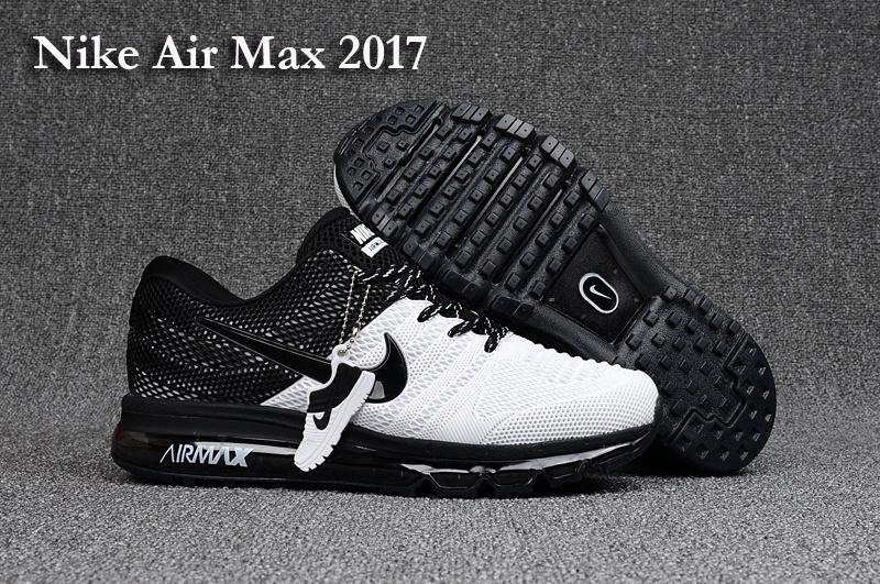 nike air max 2017 homme blanche
