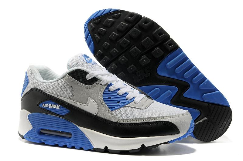 air max 90 essential homme gris
