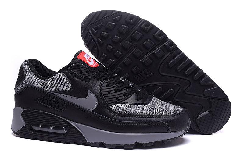 air max 90 essential noir et grise