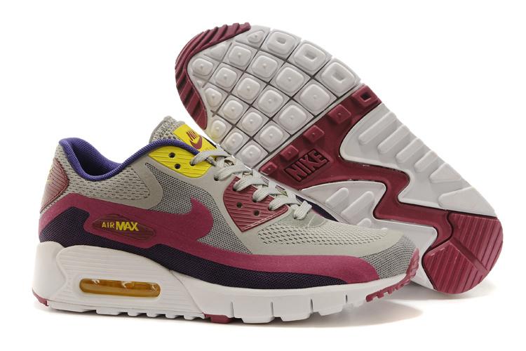 air max 90 ultra femme gris et rouge,air max 90 fluo,chaussure femme air max