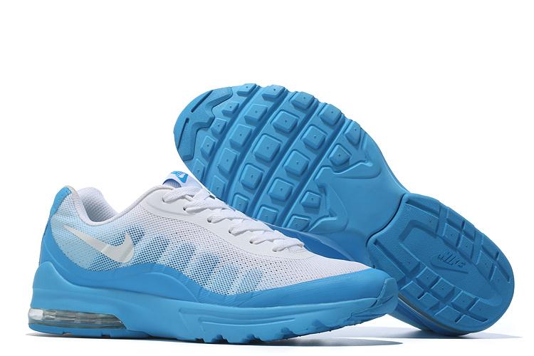 air max 95 femme blanche bleu