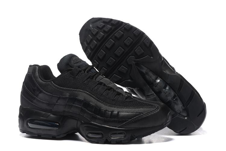 nike baskets air max 95 - homme - noir