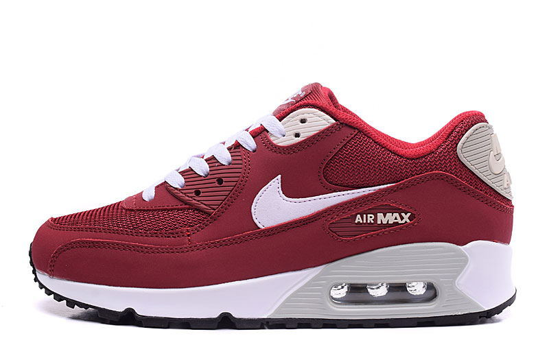 nike air max 90 femme rouge