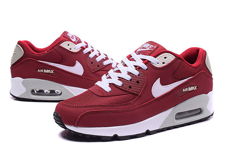 nike air max 90 essential homme rouge