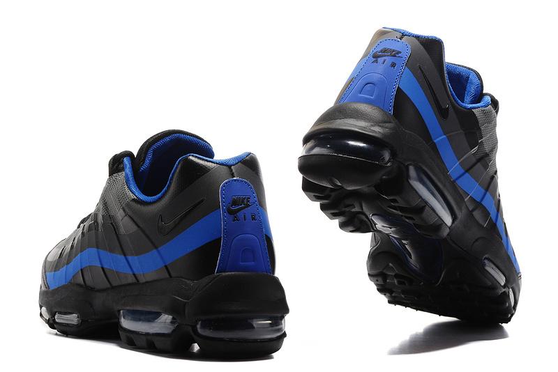 air max 95 noir et bleu