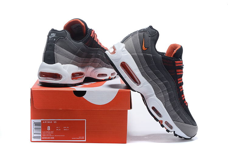air max 95 femme orange